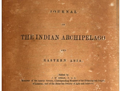 Journal of the Indian Archipelago and Eastern Asia (JIAEA)