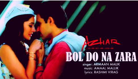 bol do na zara lyrics in hindi