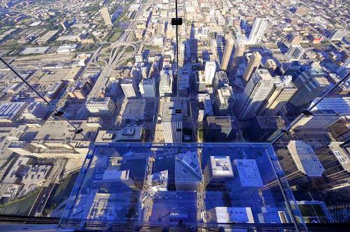 Mirante The Ledge - Chicago – EUA