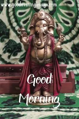 Good Morning ganesh wishes