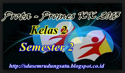 Prota-Promes KK 2013 Kelas 2