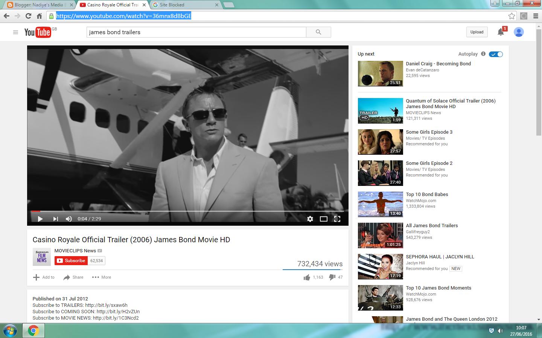 James Bond Casino Royale Trailer Gastronomia Y Viajes