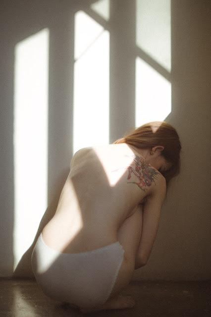 A TATTOO GIRL