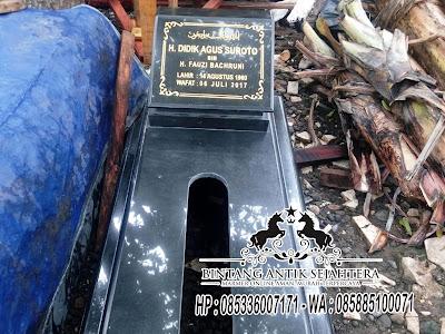 Model Kuburan Minimalis, Makam Granit, Kijing Makam Surabaya