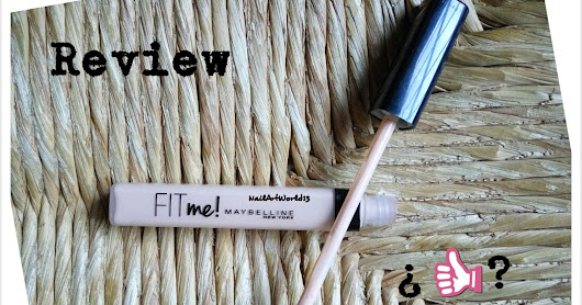 Corrector Fit Me! - Review