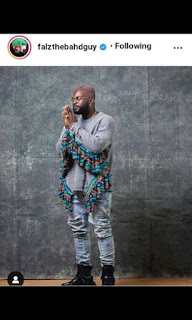 Falz Celebrates His 30th Birthday Today; Prays For a far better Nigeria (Photos)