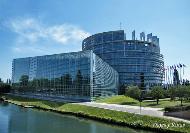 Parlamento de Estrasburgo