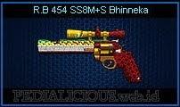 R.B 454 SS8M+S Bhinneka