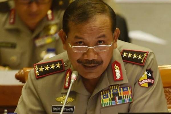 Sang Kapolri: Heli TNI-AD Jatuh bukan karena Serangan teroris