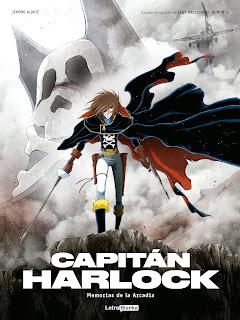 Las aventuras del Capitán Harlock llegan a su fin.