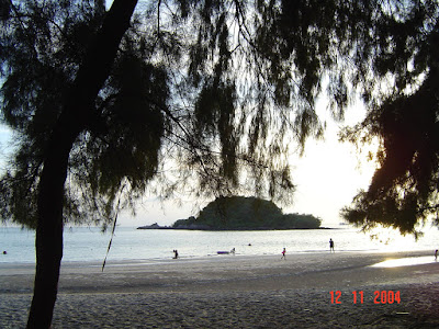 Haat Nang Ram Beach near Pattaya