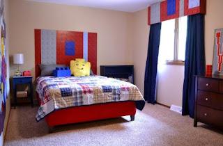 lego bedroom sets