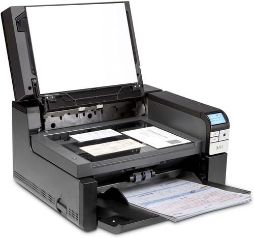 Review Kodak i2900 Scanner
