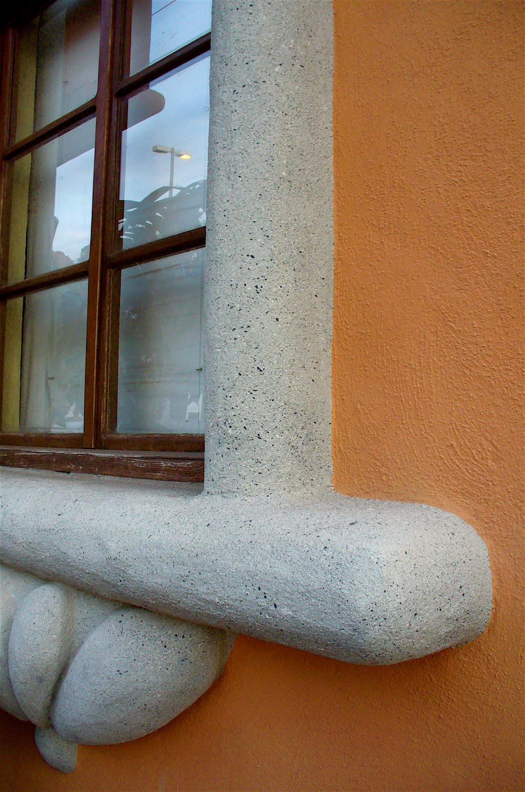 Alt. Build Blog: Exterior Cement Trim For Doorways And ...