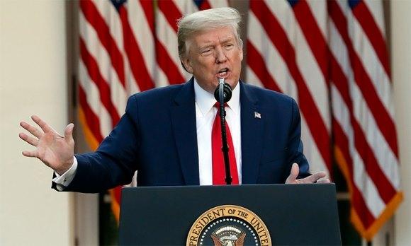 Tổng thống Mỹ tuyên bố đòi bồi thường Covid-19 từ Trung Quốc: Số tiền sẽ rất lớn