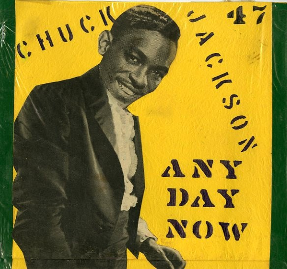 Vintage Vinyl Chuck Jackson Quot Any Day Now Quot