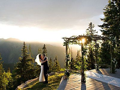 Mountain Wedding Venues In Colorado