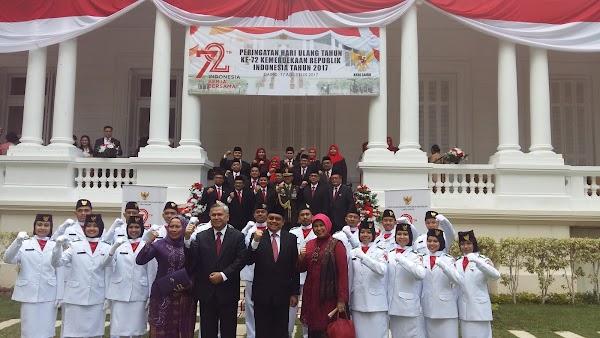 Selenggarakan HUT RI, Ini Refleksi 72 Tahun Indonesia Merdeka dari KBRI Kairo