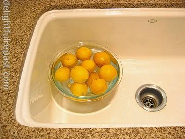 Kohler Cape Dory Kitchen Sink / www.delightfulrepast.com