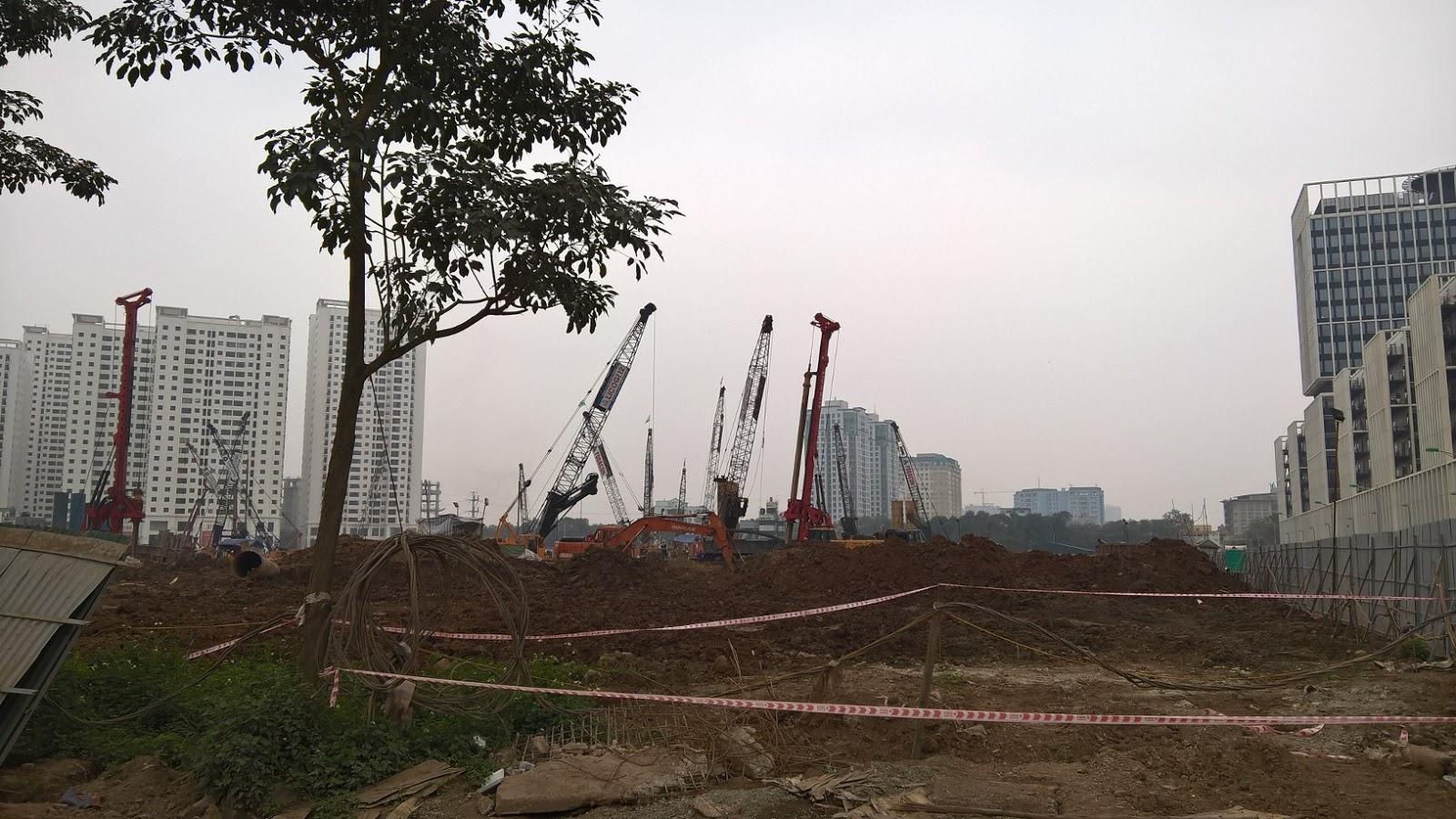 Xây dựng An Bình City