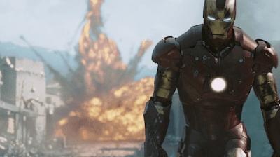 Fase 1 del UCM-Iron Man