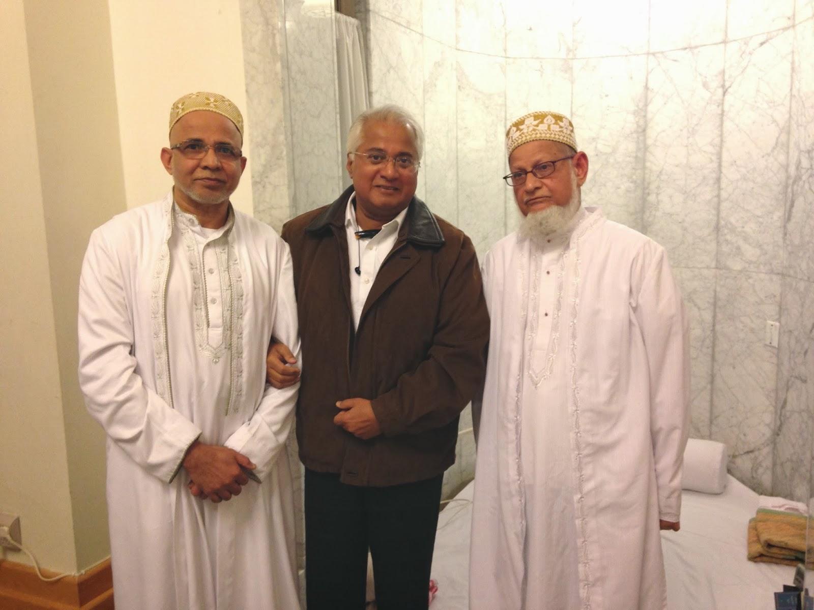The Ghouse Diary: Applauding Bohra Muslim Community