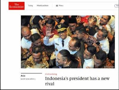 Curang ! Setelah Disanjung Media Australia, Anies Baswedan Kini Dipuji Majalah Inggris