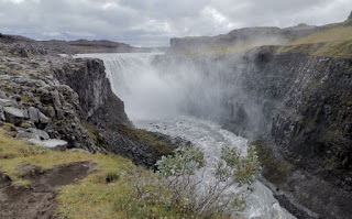 Cascada de Dettifoss. Islandia, Iceland.