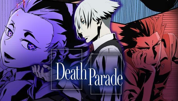 جميع حلقات انمي Death Parade مترجم (تحميل + مشاهدة مباشرة)