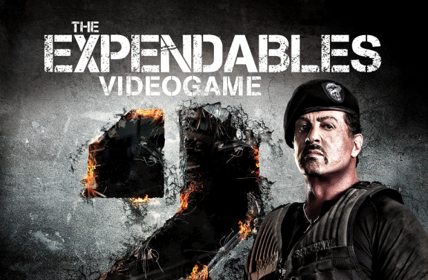 Game The Expendables 2