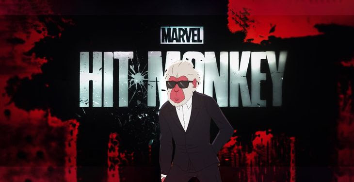 Marvel's Hit-Monkey Series Is Coming To Hulu