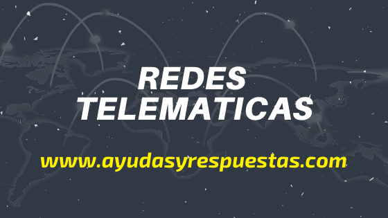 redes telematicas