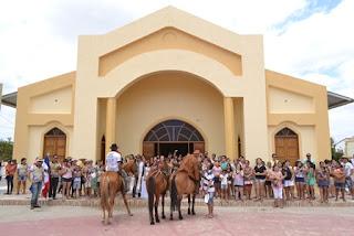 Divulgada as atrações da Festa da Padroeira 2016 de Nova Palmeira