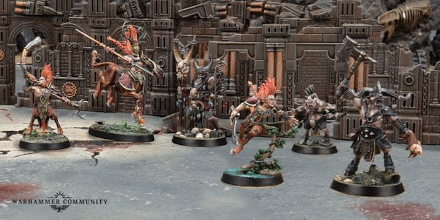 Beastgrave Warband rules for Age of Sigmar