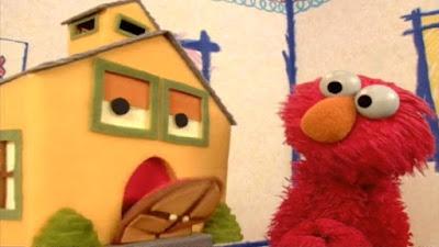 Sesame Street Elmo's World Reach For The Sky