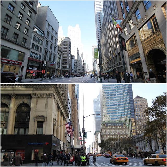 New York Manhatten: Times Square & Broadway At Manhattan, New York City
