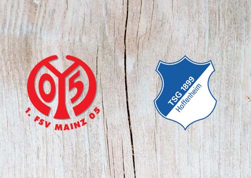 Mainz vs Hoffenheim - Highlights 18 May 2019