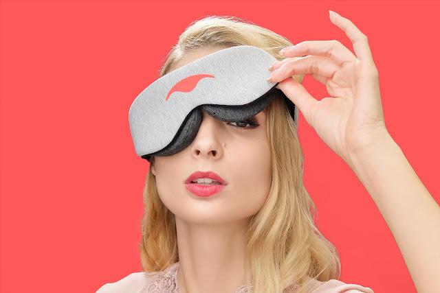 Manta Sleep Mask on Inveigle Magazine