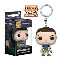 Pocket Pop! Keychain Nathan Drake