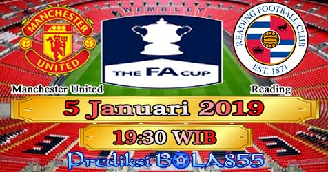 Prediksi Bola855 Manchester United vs Reading 5 Januari 2019