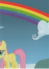 My Little Pony Value#3 Series 2 Trading Card