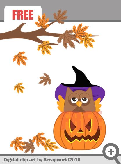 free halloween clip art invitations - photo #12