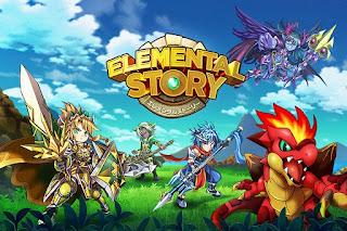 エレメンタルストーリー Elemental Story