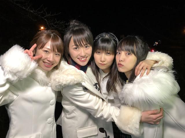 10期バスツアーでの石田亜佑美の衣装の画像
