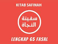 KItab Safinah Lengkap Arab Terjemah Indonesia dan Latin