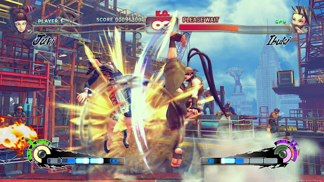 Ultra Street Fighter IV Captura 4