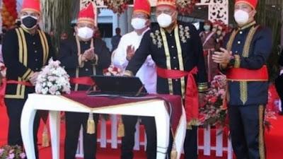 Peringatan HUT ke-57 Provinsi Sulut, OD-SK Kembali Luncurkan 3 Aplikasi Layanan Inovasi