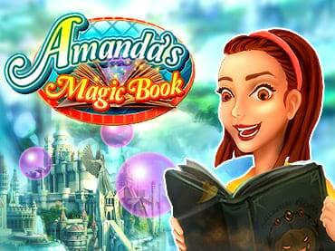 تحميل لعبة Amanda's Magic Book