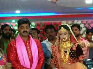 Pawan Singh and Jyoti Singh Marriage Picture 4