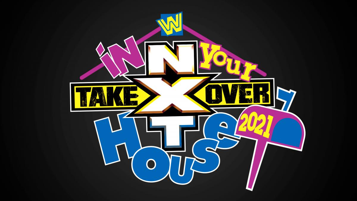 """NXT TakeOver """"In Your House"""" 2021: Card final do evento!"""